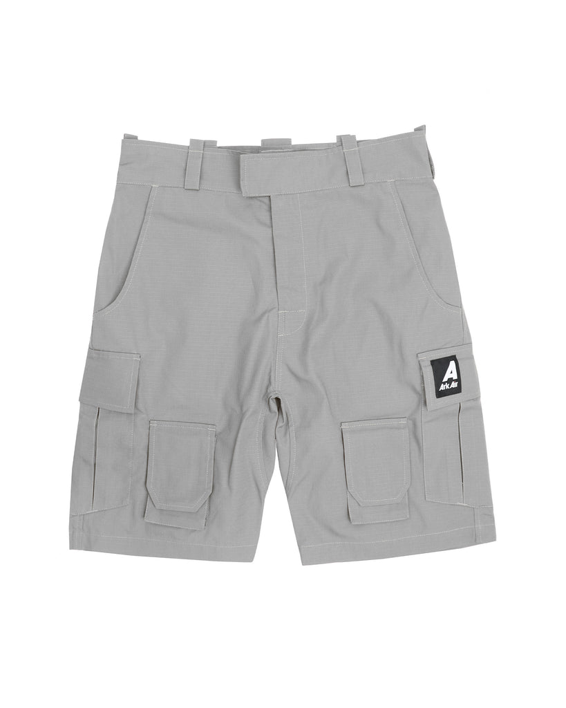 C337AA Combat Shorts - Steel Grey
