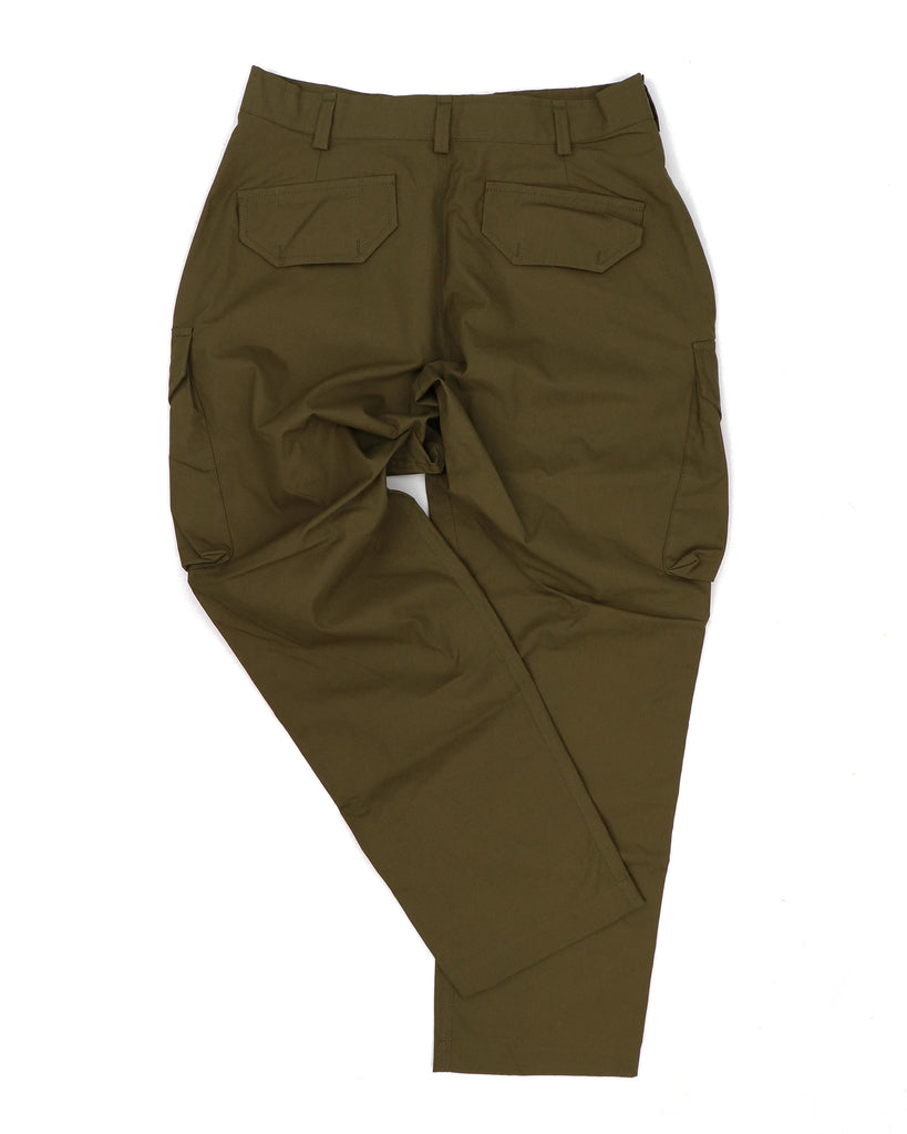 C340AA - Cargo Pant - Tropical Green