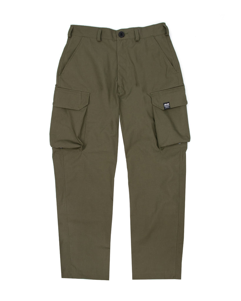 C340AA Cargo Pant - Olive Green