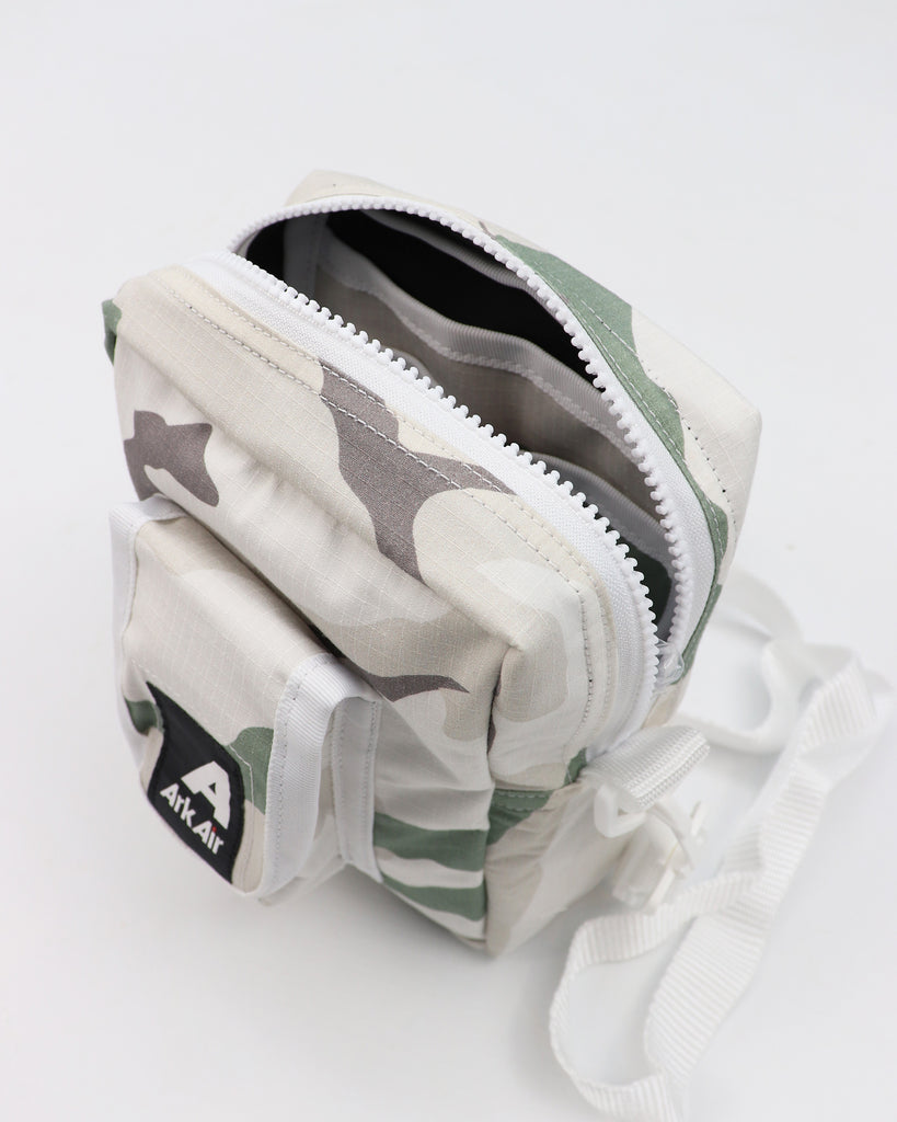 H151AA - MOLLE Pouch Bag - Tundra Laurel