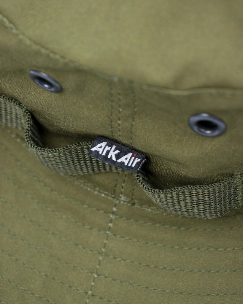 V194MAA - MOLLE Boonie Hat - Tropical Green
