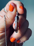 'Happy Place' Aqua Mystic Titanium Quartz Drop Earrings