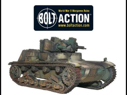Bolt Action Other Armies