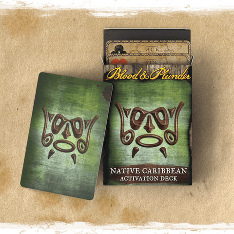 Native Caribbean Activation Deck