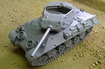 1/48 M10 Wolverine Tank Destroyer