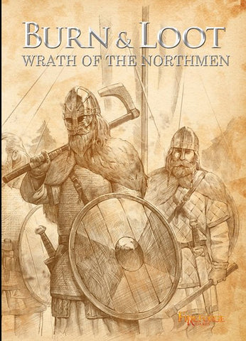 Burn and Loot; Wrath of the Northmen