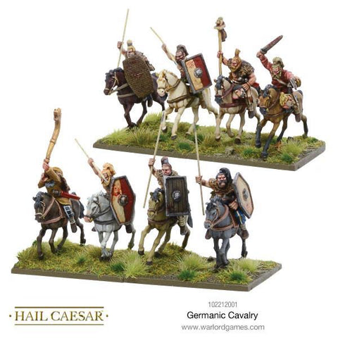 Germanic Cavalry