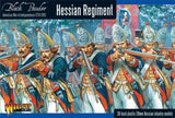 Hessian Infantry Regiment, AWI