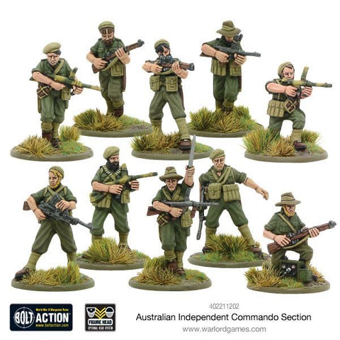 Australian Independent Commando Section