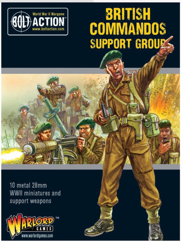 British Commando Support Group
