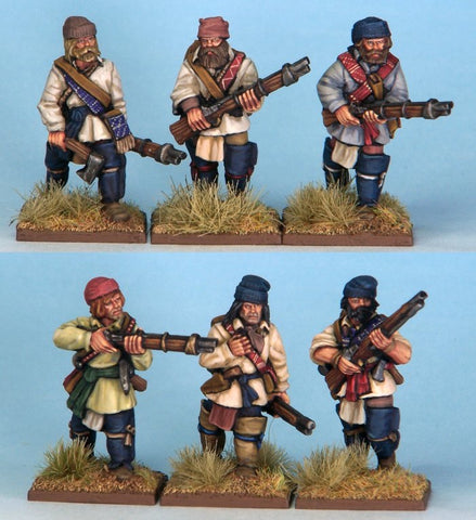 French Canadian Militia #2