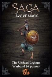 Undead Legion 4 point Warband, Age of Magic