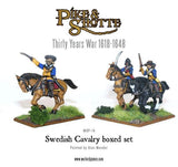 Swedish Cavalry, 30 yrs War