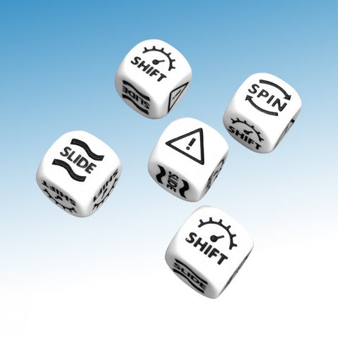 Skid Dice for Gaslands