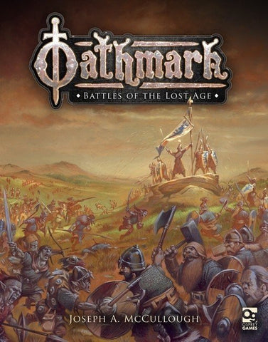 Oathmark, Battles of the Lost Age