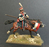 French Napoleonic Imperial Guard Lancers
