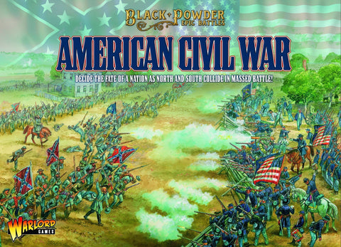 Epic Battles. American Civil War starter set