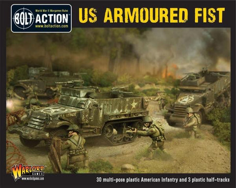 US Armoured Fist Starter Army