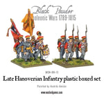 Late Hanoverian Infantry, 1815