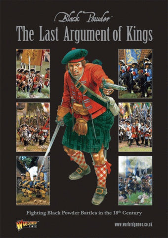 The Last Argument of Kings, Black Powder 18th century Supplement
