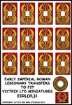 Early Imperial Roman transfer sheet 1