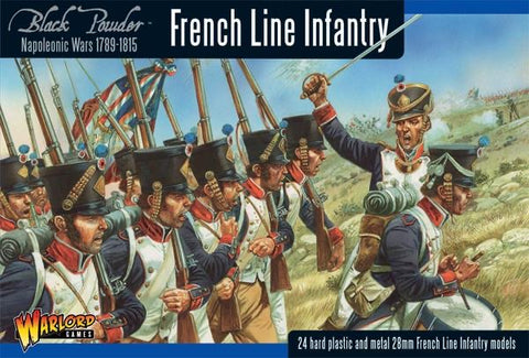 French Line Infantry, 1789-1815