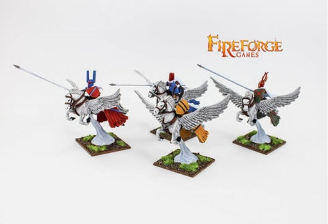 Pegasus Knights, 9th Age