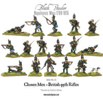 Chosen Men, 95th Rifles