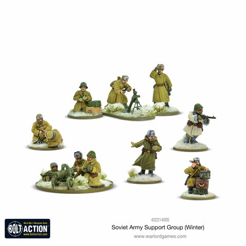 Soviet Army Winter Support Group