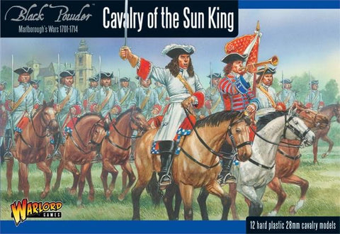 Cavalry of the Sun King, French