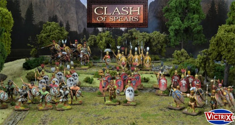Clash of Spears, Roman Republic Warband