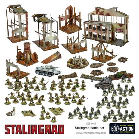 Stalingrad Battle set