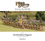 Swedish Infantry, Pike & Shot Regiment