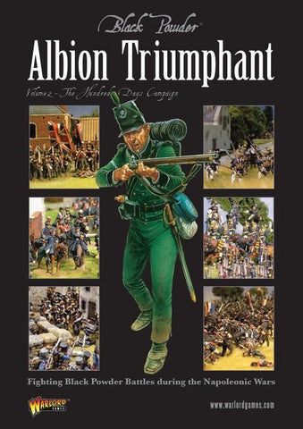 Albion Triumphant, Volume 2: The 100 Days Campaign