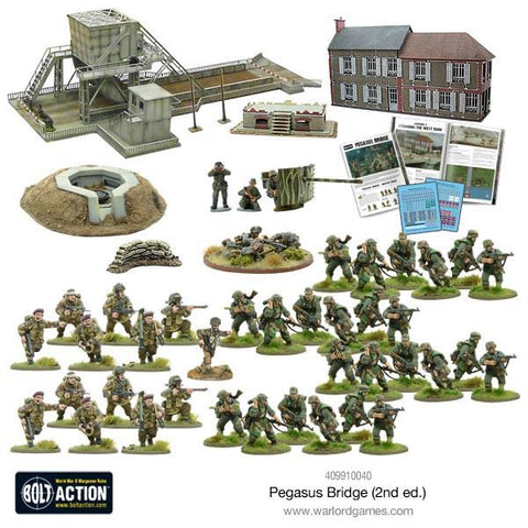 Pegasus Bridge Set, 2nd ed.