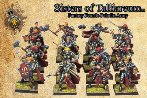 Sisters of Talliareum