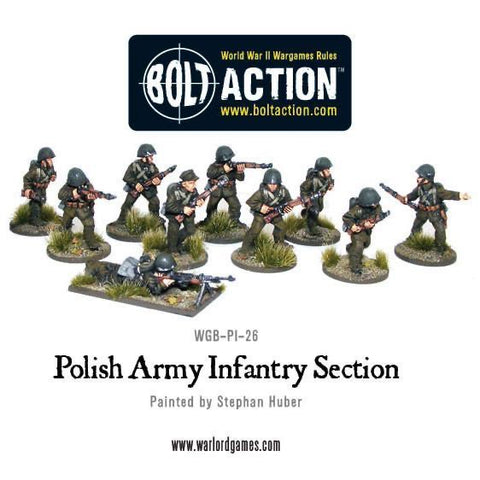 Polish Infantry Section 1939