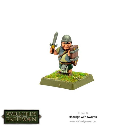 Halflings with Swords,