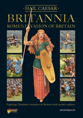 Britannia, Rome's Invasion of Britain