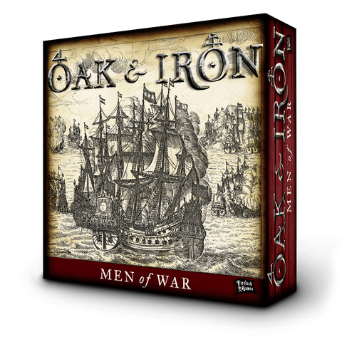 Oak and Iron, Men of War