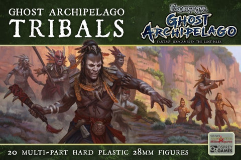 Tribals for Ghost Archipelago