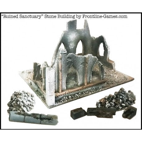 Ruined Sanctuary 28mm