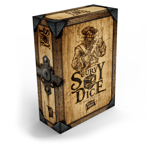 Scurvy Dice Pirate Game