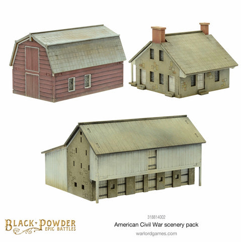 American Civil War Scenery pack, Epic Battles