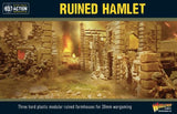 Ruined Hamlet / 3 buildings