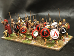 Spartans 28mm
