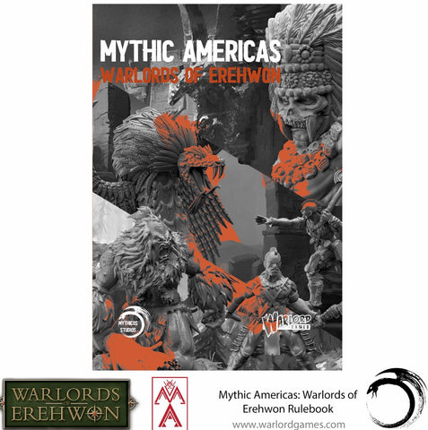Mythic America Rulebook, an Erehwon expansion