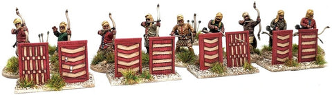 Persian Unarmoured Archers
