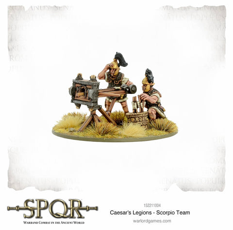 Caesars Legions Scorpion Team