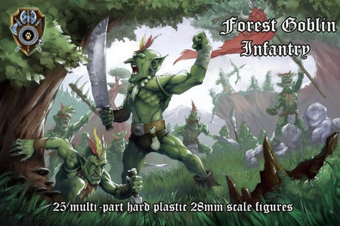 Forest Goblin Infantry